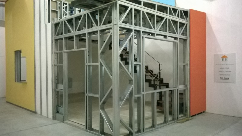 Veneto Sistemi - Case antisismiche e ecosostenibili con LSF (light steel frame) 16