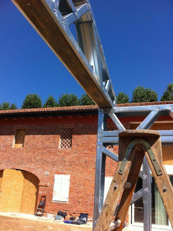 Veneto Sistemi - Case antisismiche e ecosostenibili con LSF (light steel frame) 05
