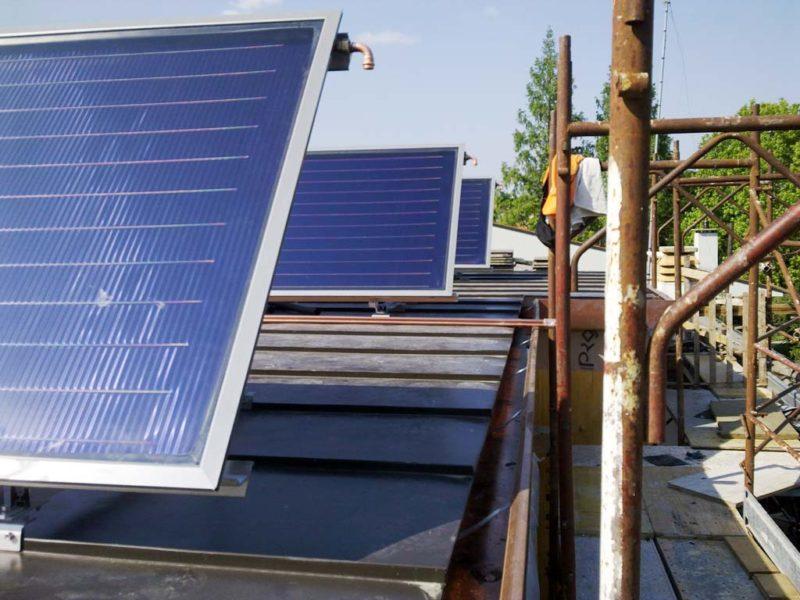 VS Impianti - Installazione impianto fotovoltaico e pannelli solari 01