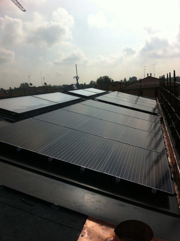 VS Impianti - Installazione impianto fotovoltaico e pannelli solari 02